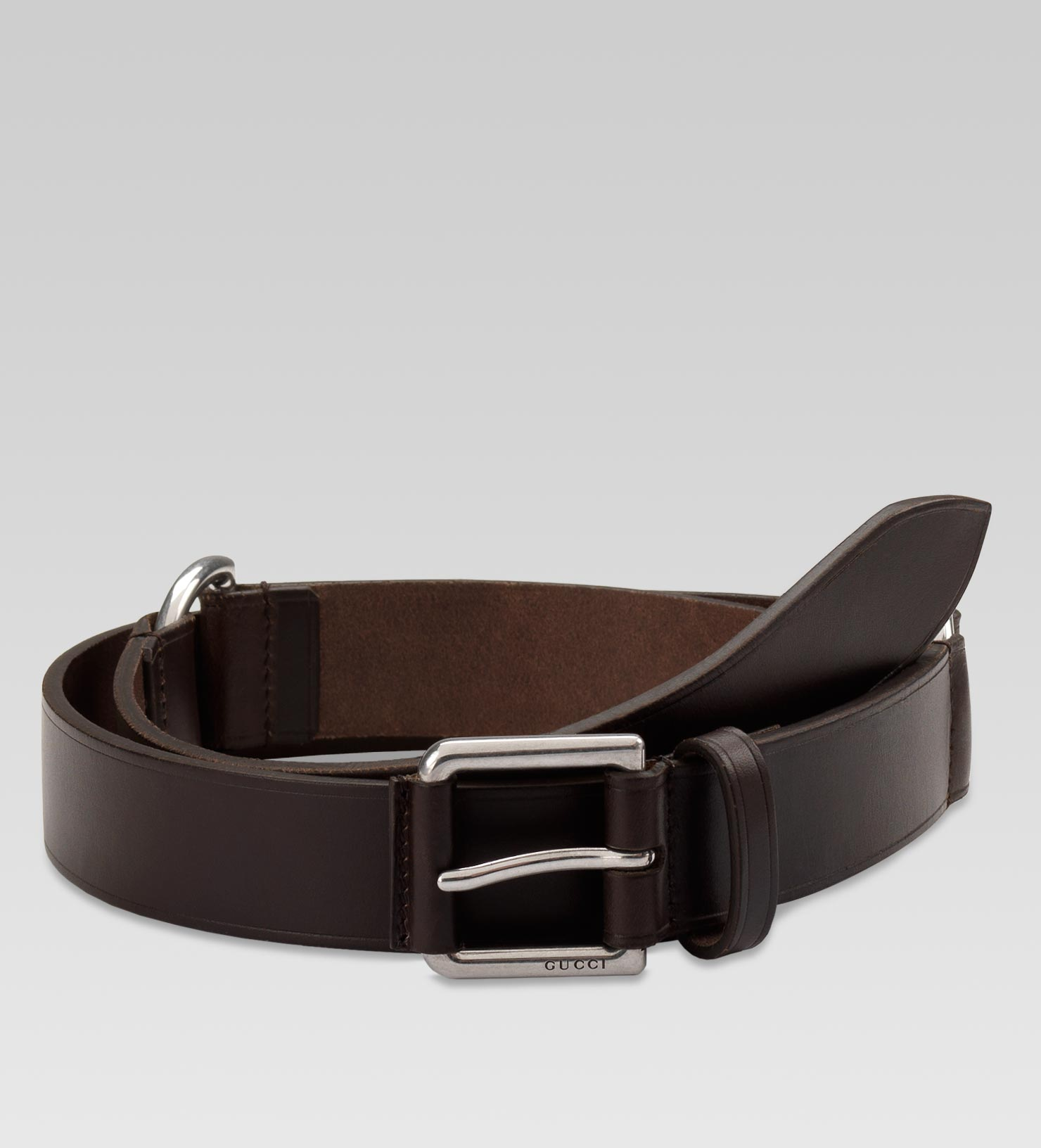 Belt with square bucklet