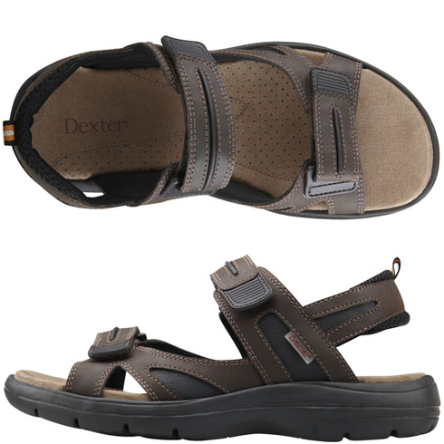Carson II Flex Bottom Double Strap