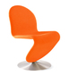System 1 2 3 Dining Chair in Fabric