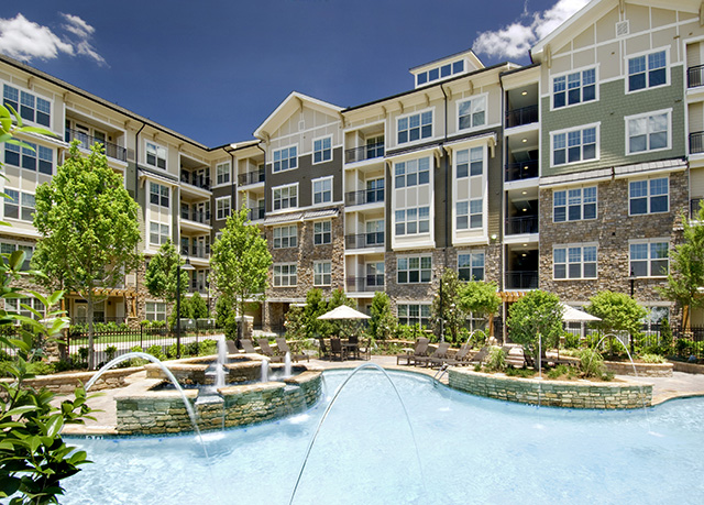 rately which of these atlanta apartments is the best for