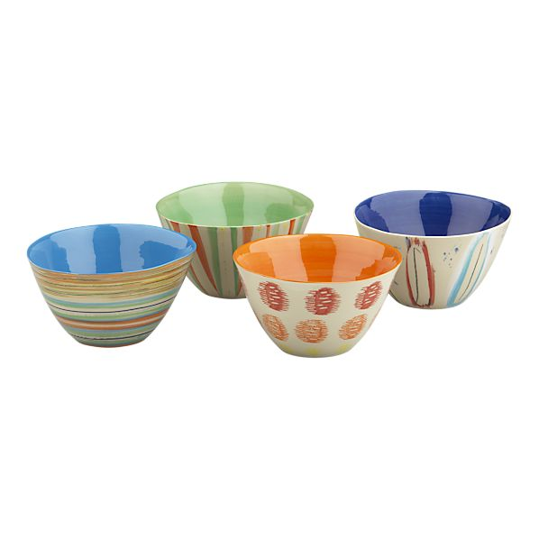 Circa Bowls in Mother's Day | Crate and Barrel