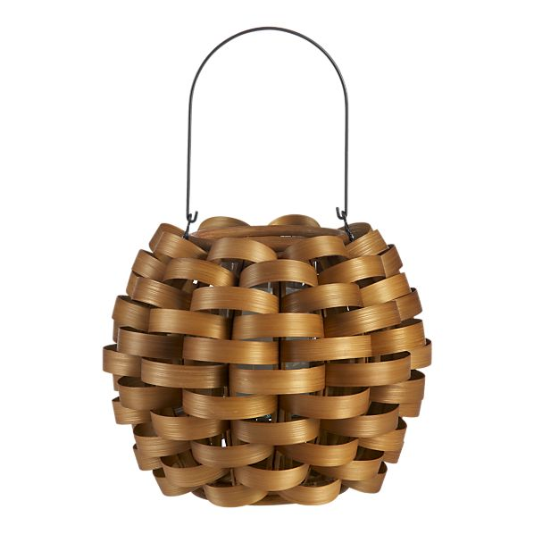 Cadence Lantern in Mother's Day | Crate and Barrel