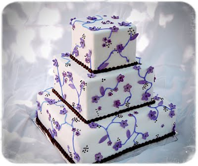 Search results for purple cake wedding