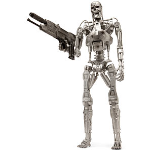 "Terminator Endoskeleton 18"" Figure"