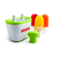 Take zoku out of the freezer, pour juice, wait for 7 mins, slurp.