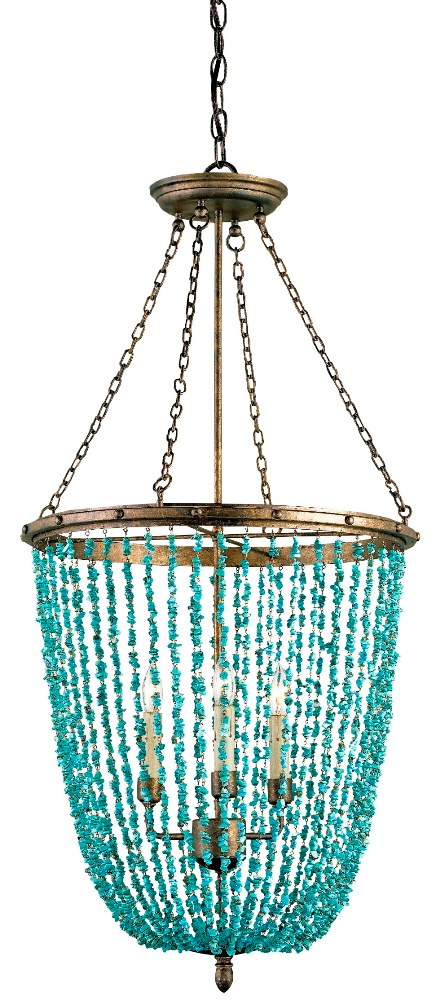 Lawrence Chandelier: Beach Decor, Coastal Home Decor, Nautical Decor, Tropical Island Decor & Beach Cottage Furnishings