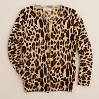 J. Crew's leopard looks for girls - meow?