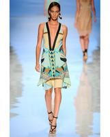 Aren't these cool dresses from Etro?