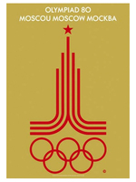 What's your favorite Summer Olympics poster since 1980?