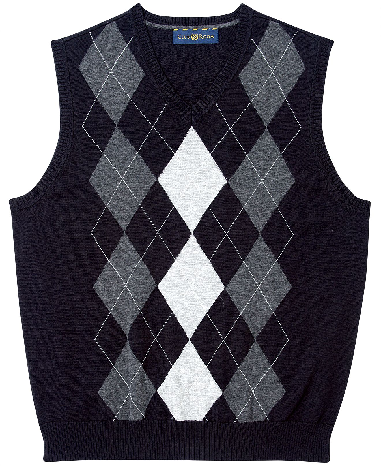 Sweater Vest Of The Month Club - Cashmere Sweater England