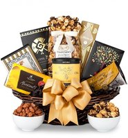 It's not too early to start shopping for Christmas, is it? Check these gift baskets out @GiftTree