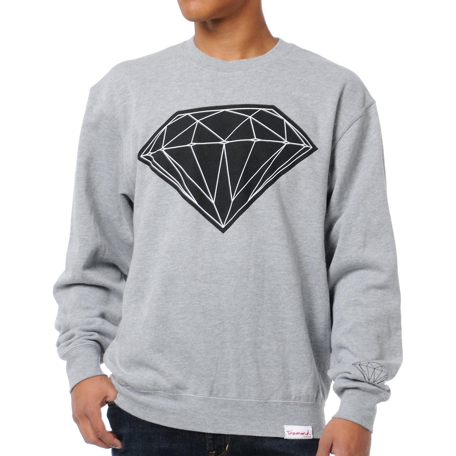 Zumiez Diamond Crewnecks 49